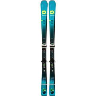 Völkl DEACON 84+LOWRIDE XL 13 FR D GW All-Mountain Ski blau-schwarz