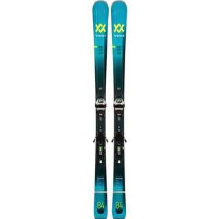 Völkl DEACON 84+LOWRIDE XL 13 FR D GW All-Mountain Ski blau-schwarz