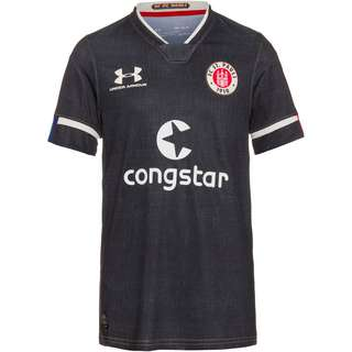 Under Armour FC St. Pauli 20/21 3rd Trikot Kinder black-tuftwhite