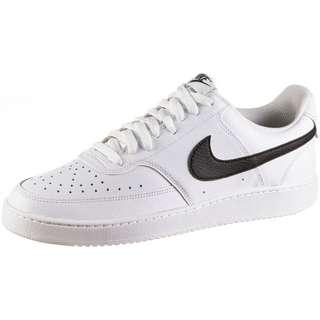Nike Court Vision Sneaker Herren white-black-white