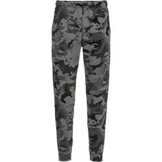 Nike Dry Camo Trainingshose Herren black-grey fog