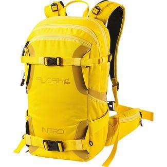 Nitro Snowboards SLASH 25 Tourenrucksack cyber yellow