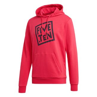 adidas Five Ten GFX Hoodie Sweatshirt Herren Rosa