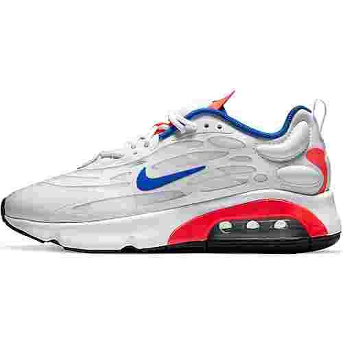 Nike Air Max Exosense Sneaker Damen white-racer blue-flash crimson