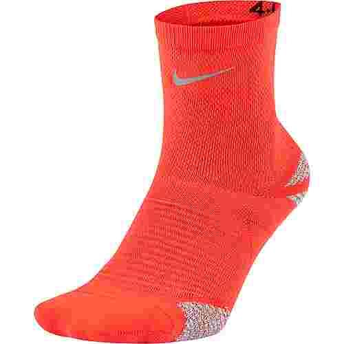Nike Racing Laufsocken bright crimson-reflective