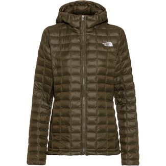 The North Face Thermoball Eco™ Steppjacke Damen NEW TAUPE GREEN MATTE