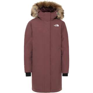 The North Face ARCTIC Daunenmantel Damen marron purple