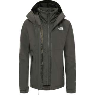 The North Face CARTO TRICLIMATE® Doppeljacke Damen new taupe green