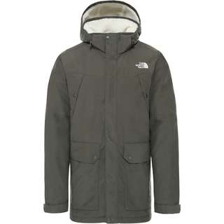 The North Face KATAVI Parka Herren new taupe green