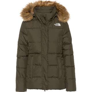 The North Face GOTHAM Daunenjacke Damen new taupe green