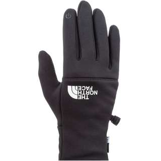 The North Face ETIP RECYCLED Fingerhandschuhe tnf black-tnf white