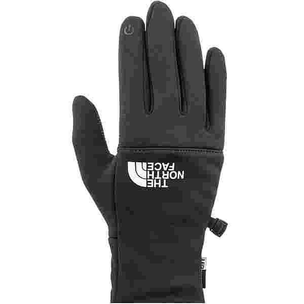 The North Face ETIP RECYCLED Fingerhandschuhe tnf black/tnf white