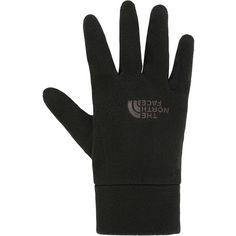 The North Face 100 GLACIER Fleece Handschuhe Herren tnf black