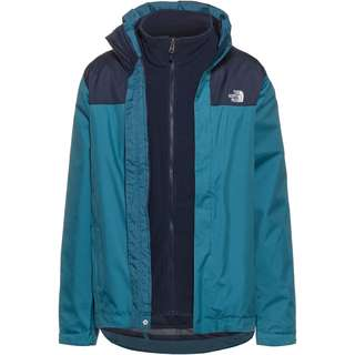 The North Face Evolve II Triclimate Doppeljacke Herren MALLARD BLUE/URBAN NAVY