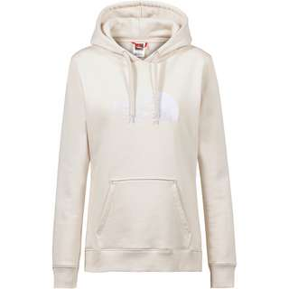 The North Face Drew Peak Hoodie Damen VINTAGE WHITE/TNF WHITE