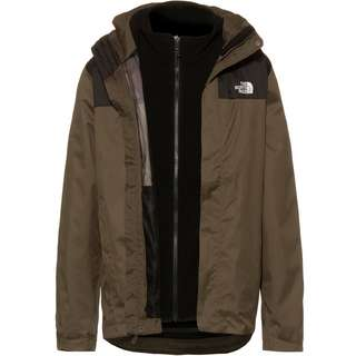 The North Face Evolve II Triclimate Doppeljacke Herren NEW TAUPE GREEN/TNF BLACK