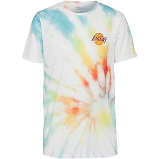 New Era Los Angeles Lakers T-Shirt Herren mixed