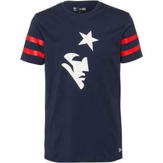 New Era New England Patriots T-Shirt Herren blue