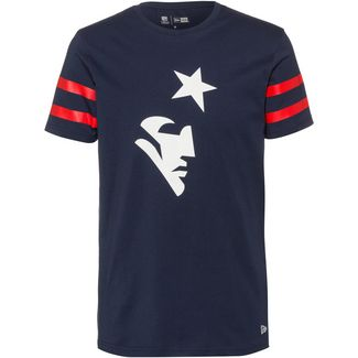 New Era New England Patriots T-Shirt Herren blue