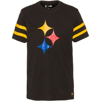 New Era Pittsburgh Steelers T-Shirt Herren black