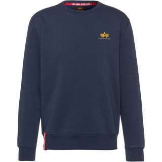 Alpha Industries Sweatshirt Herren new navy