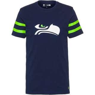 New Era Seattle Seahawks T-Shirt Herren blue