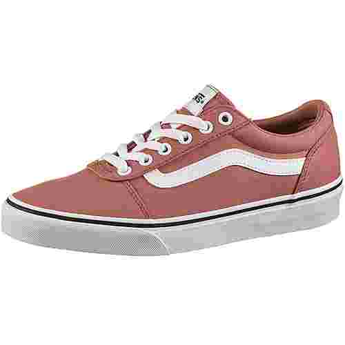 Vans Ward Sneaker Damen rose dawn-white