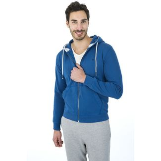 Shirts for Life PHILLIPP Sweatjacke Herren blue