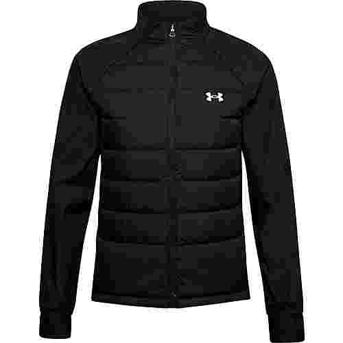 Under Armour Laufjacke Damen black