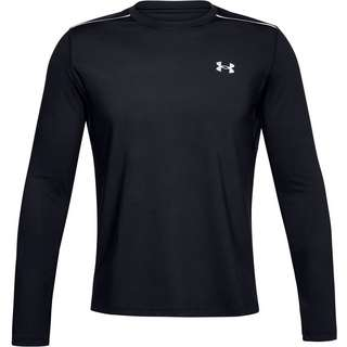 Under Armour Empowered Funktionsshirt Herren black-black-reflective
