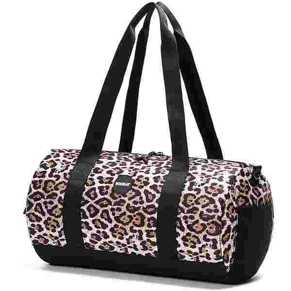 Vooray Iconic Duffel Sporttasche Damen Cheetah