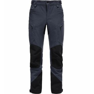 Haglöfs Rugged Mountain Pant Trekkinghose Herren Dense blue/true black