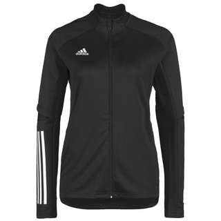 adidas Condivo 20 Trainingsjacke Damen schwarz / weiß