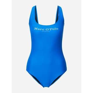 Marc O'Polo Badeanzug Solids Badeanzug Damen atlantikblau