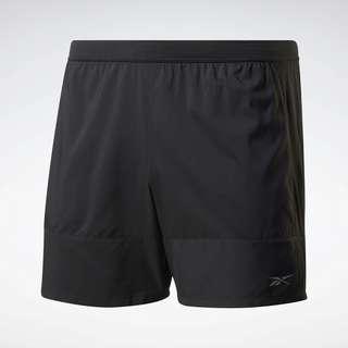 Reebok Run Essentials Shorts – 12,5cm Funktionsshorts Herren Schwarz
