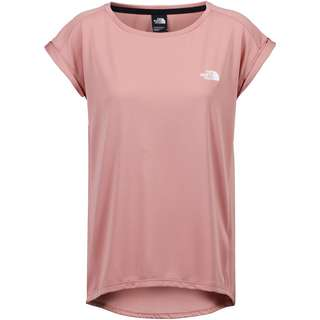 The North Face Tanken Funktionsshirt Damen PINK CLAY