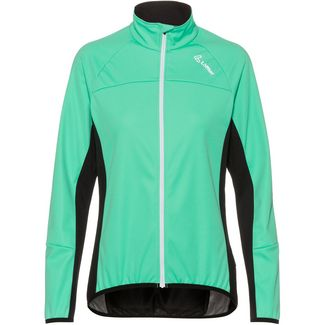 Löffler BIKE JACKET ALPHA WS LIGHT Fahrradjacke Damen mint
