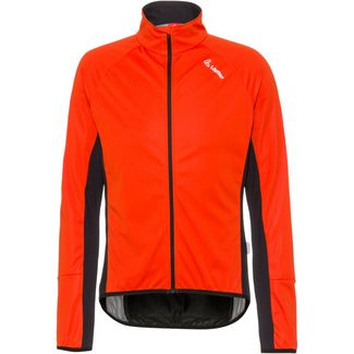 Löffler BIKE JACKET ALPHA WS LIGHT Fahrradjacke Herren fiesta