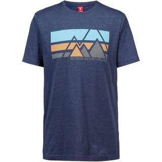 OCK T-Shirt Herren navy