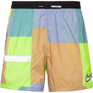 Nike Flex Stride Wild Run Laufshorts Herren ghost green-cerulean-reflective