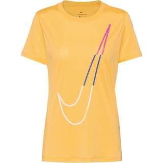 Nike Funktionsshirt Damen topaz gold
