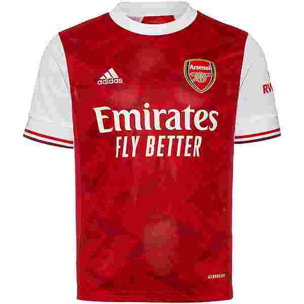 adidas Arsenal London 20/21 Heim Trikot Kinder active maroon