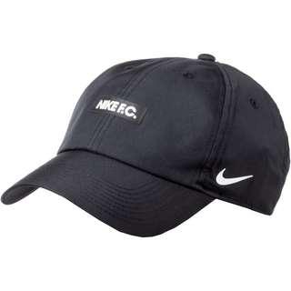 Nike FC Cap black-white