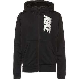 Nike Kapuzenjacke Kinder black-white