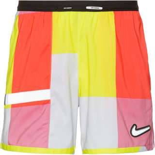 Nike Flex Stride Wild Run Laufshorts Herren laser crimson-magic flamingo