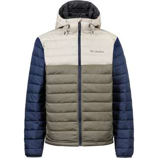 Columbia POWDER LITE™ Steppjacke Herren Stone Green, Fossil, Collegiate Navy