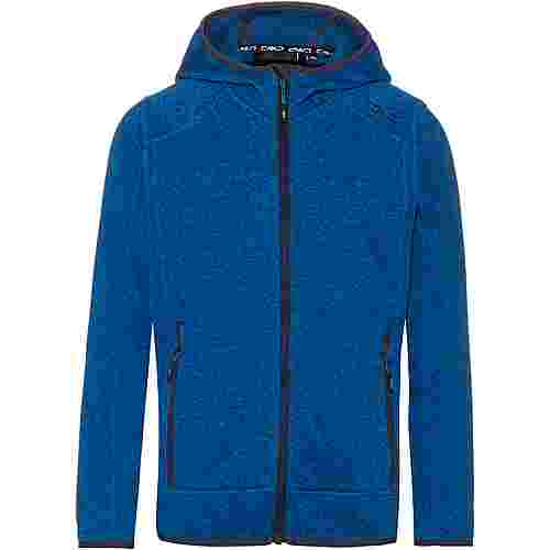 CMP Fleecejacke Kinder royal melange-royal