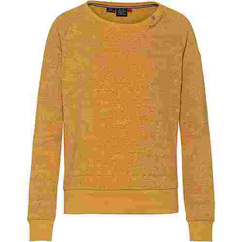 Ragwear Johanka Sweatshirt Damen yellow