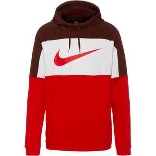 Nike Dri-FIT Hoodie Herren mystiv dates-university red