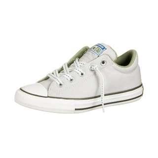 CONVERSE Chuck Taylor All Star Street Slip Sneaker Kinder beige / hellgrün